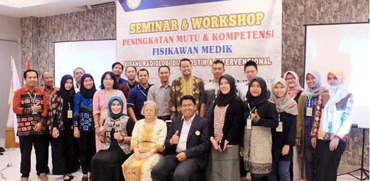 Departemen Fisika FMIPA UI Dorong Peningkatan Kualitas Fisikawan Medik di Banjarmasin