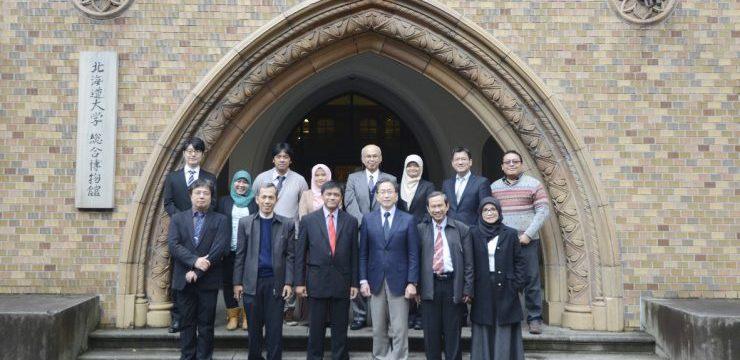 Upaya Internasionalisasi FMIPA UI Melalui Kerjasama dengan Beberapa Universitas Terkemuka di Jepang