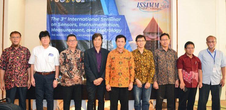 FMIPA UI Tampilkan Kemajuan Riset Terkini Bidang Fisika dan Terapannya dalam ISSIMM 2018